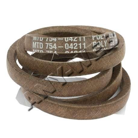 CHS MTD pièces détachées : Courroie Moteur Variateur / Référence: 754-04211