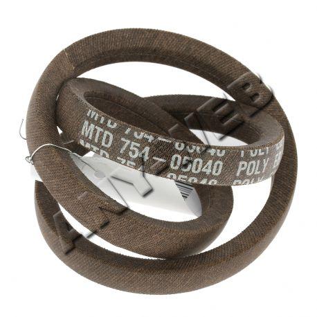 CHS MTD pièces détachées : Courroie Variateur Pont / Référence: 4011-M6-0083